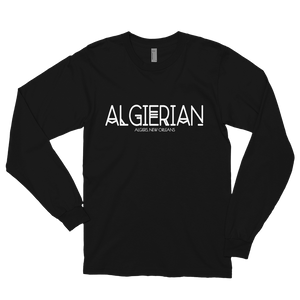 Algierian Long Sleeve