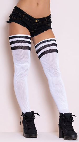 Miss Petty's Thigh High Socks