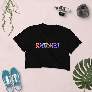 Ratchet Crop Top