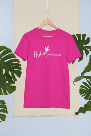 High Maintenance Tee
