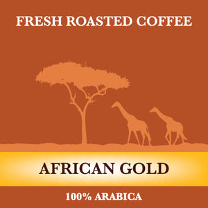 African Gold K-cups