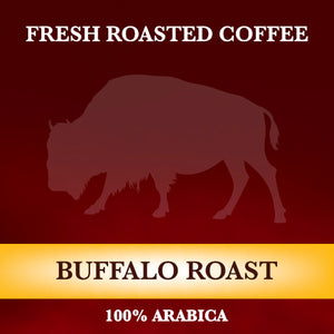 Buffalo Roast K-cups