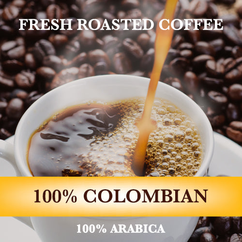 100% Colombian K-cups