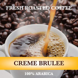 Crime Brulee K-cups