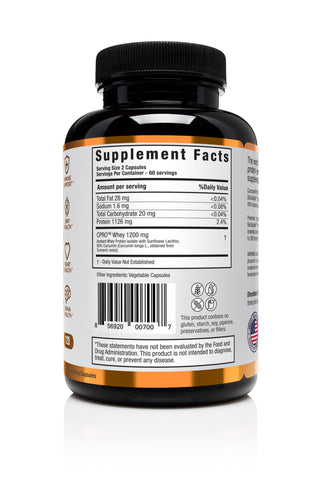 Complete Capsules - Whey SuperUser Twin Pack