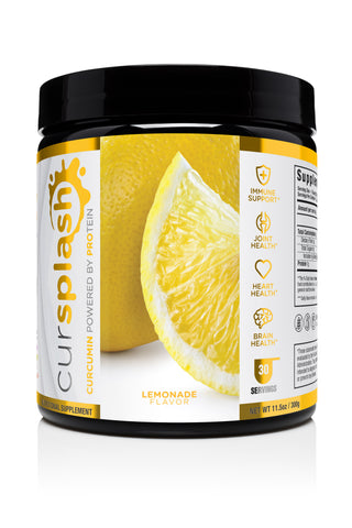 CurSplash Drink Mix - Lemonade - NEW ARRIVAL!
