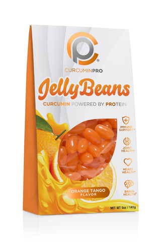 CurcuminPro Jelly Beans - Orange Tango - JUST ARRIVED!!!