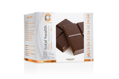 Total Health Meal Replacement Shake - Chocolate Pouches - COMING SOON!