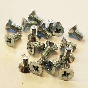 QUARTER WINDOW FRAME SCREW SET - COMPLETE - BM11