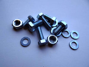UPPER HORN GRILL NUT/BOLT/WASHER SET - COMPLETE -BM9