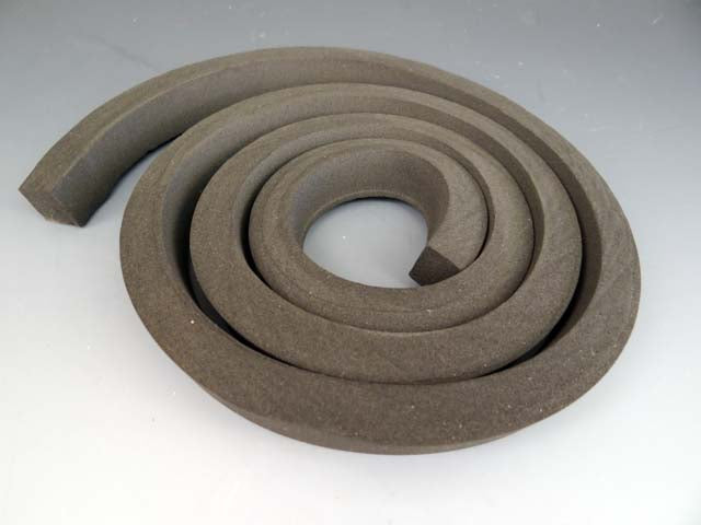 WINDSHIELD FRAME TOP RUBBER SEAL M117