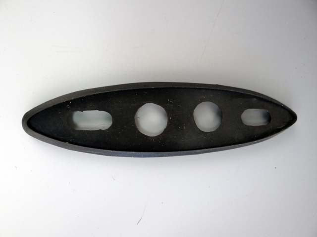 REAR VIEW MIRROR BASE SEAL (