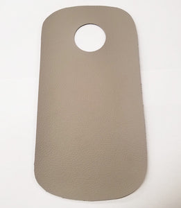 FENDER PROTECTION FLAP at Gas Neck - M553