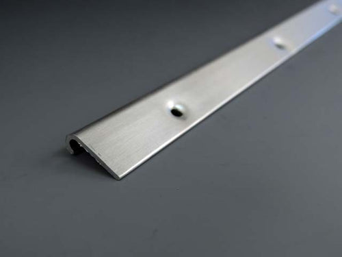 ALUMINUM RAIL at step plate - (R or L) M38