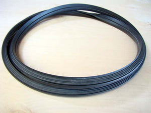 WINDSHIELD RUBBER seal gas filler in fender - M49A