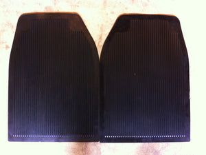 REAR FlOOR MATS - RIGHT/LEFT COMPLETE - M540C