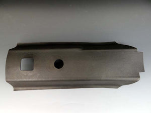 GEAR SHIFT TUNNEL MAT - Heater in rear - M83A