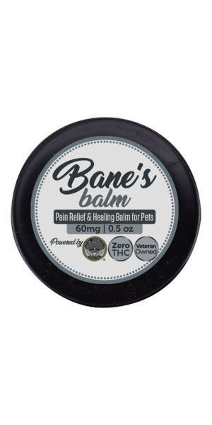 Bane's Balm - 60mg Premium Hemp Oil Balm (0.50 oz) PAHO, INC.