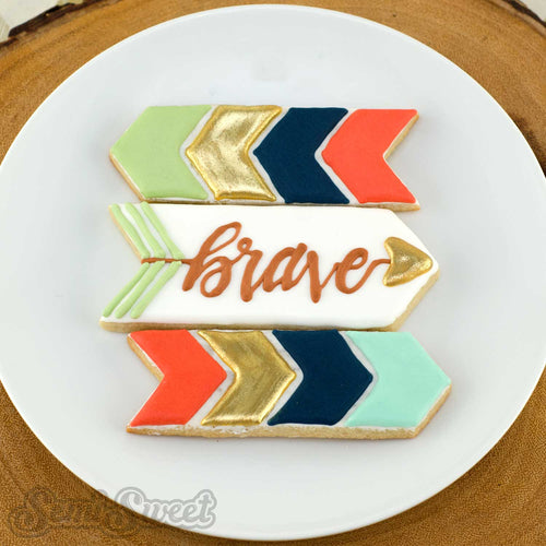boho-arrow-cookies