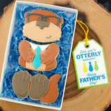 otter-cookie-fathers-day