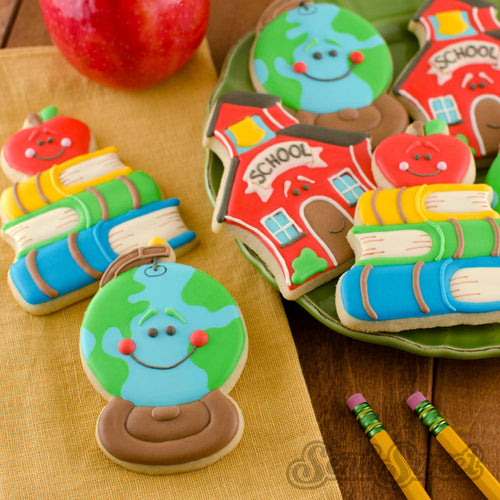schoolhouse_globe_books_cookies