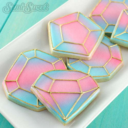 gemstone-cookies-plate-2