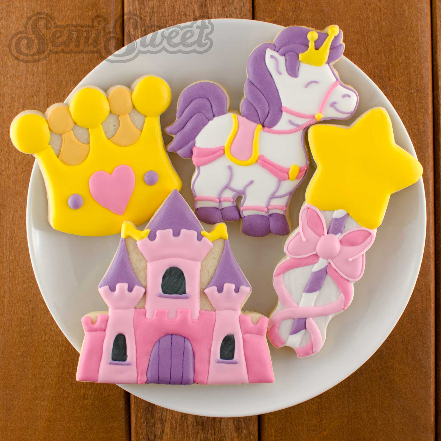 Unicorn Cookie Cutter