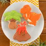 palm-tree-volcano-cookies