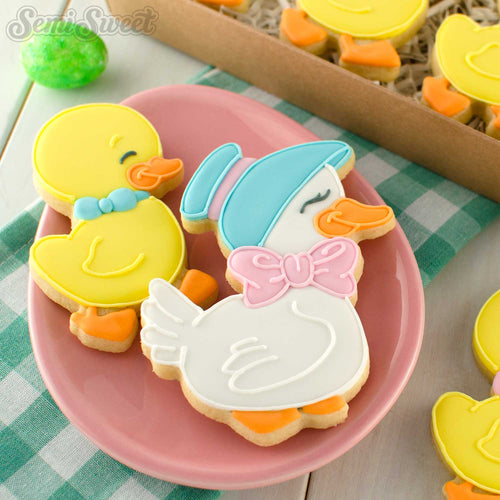 Spring Mother & Duckling Cookie Cutter Set