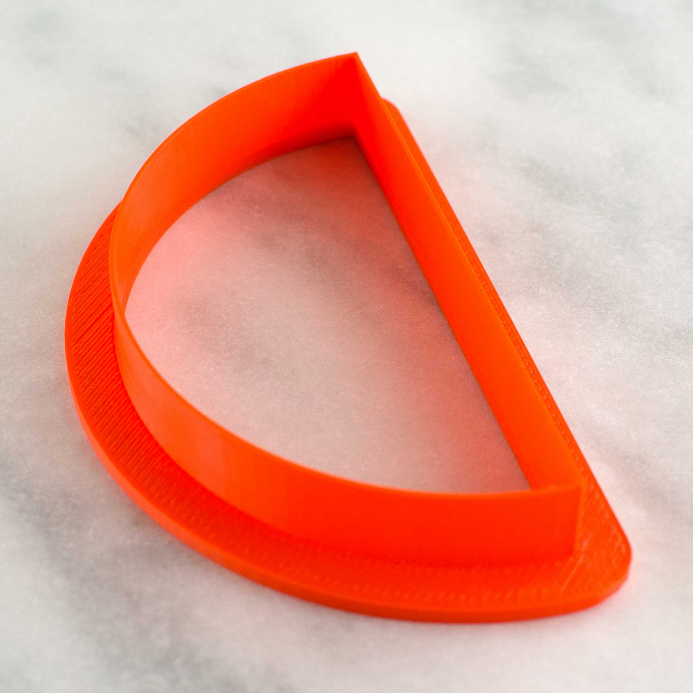 Semi-Circle Cookie Cutter