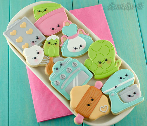 Cookie Sheet Cookie Cutter