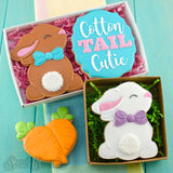 Spring Plaque Cookie Cutter
