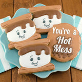 S'more Cookie Cutter