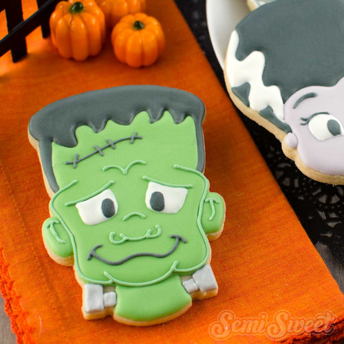 Frankenstein Face Cookie Cutter