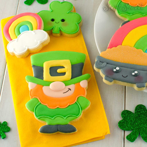 Leprechaun Body Cookie Cutter