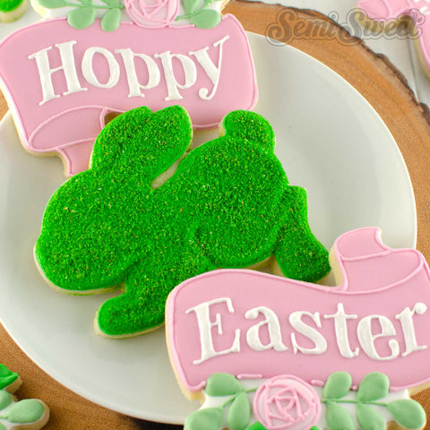 Hopping Bunny Cookie Cutter