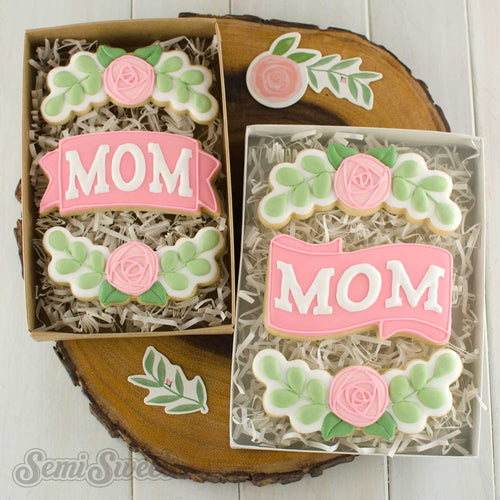 Floral Border Cookie Cutter