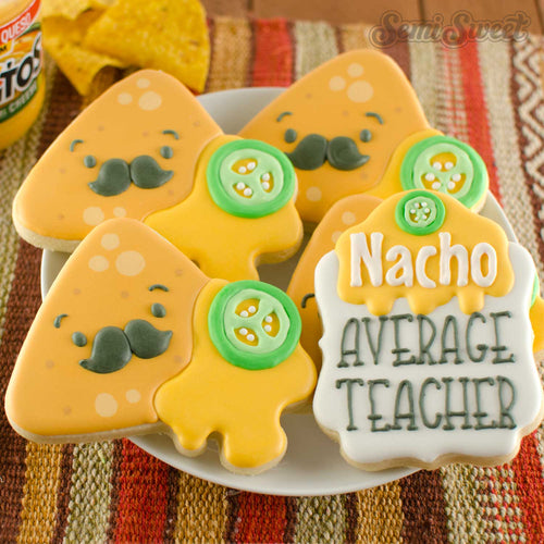 Nacho Cookie Cutter