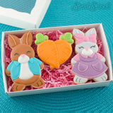Carrot Heart Cookie Cutter