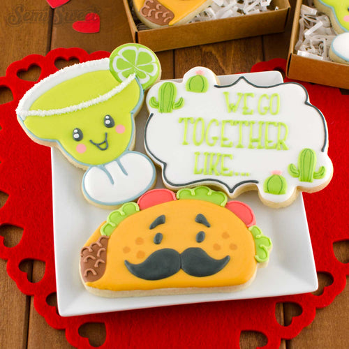 Taco Cookie Cutter