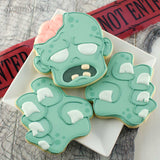Zombie Hand Cookie Cutter