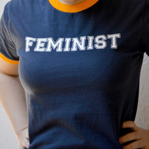 unisex feminist shirt from restless yeti