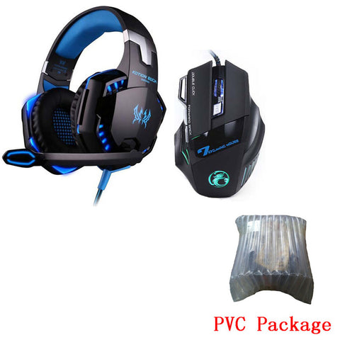 LED Pro Gaming Headsets