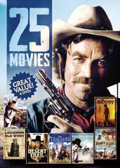25-Movie Western Movies on 4 DVDs - DeJaViewed