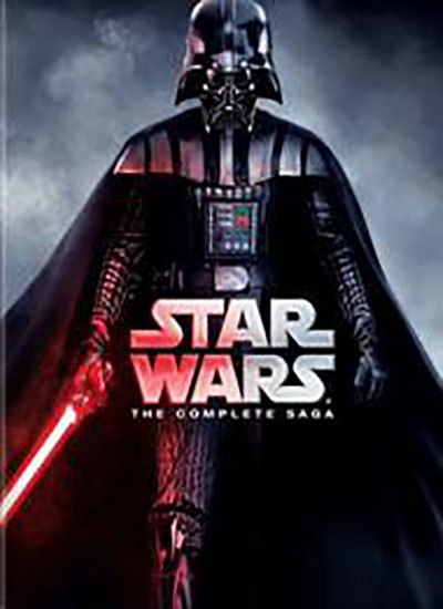 Star Wars: The Complete Saga (DVD) - DeJaViewed