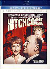 Hitchcock Blu-ray - DeJaViewed