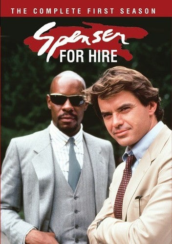Spenser for Hire: The Complete First Season - DeJaViewed