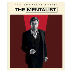 The Mentalist Complete Series Box Set (Season 1-7) (DVD) - DeJaViewed