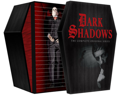 Dark Shadows: The Complete Original Series (Deluxe Edition) - DeJaViewed
