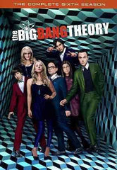 The Big Bang Theory: The Complete Sixth Season (DVD) - DeJaViewed
